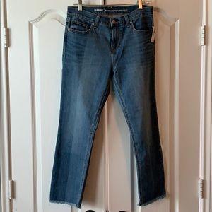 NWT Sz 8 boyfriend jeans
